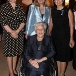 """Marie-Christine Haritçalde, Conseiller AFE pour la zone andine, reçoit les insignes de Chevalier dans l'Ordre National du Mérite des mains de sa mère, ancienne élue de la zone, en présence de l'ambassadrice Boissière et de la sénatrice Garriaud-Maylam • <a style=""""font-size:0.8em;"""" href=""""http://www.flickr.com/photos/45399752@N02/5710439252/"""" target=""""_blank"""">View on Flickr</a>"""