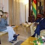 """Déplacement au Togo du 18 au 21 octobre 2009 - entretien avec le Président de la République, monsieur Faure Gnassingbé • <a style=""""font-size:0.8em;"""" href=""""http://www.flickr.com/photos/45399752@N02/5619214396/"""" target=""""_blank"""">View on Flickr</a>"""