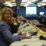 "Joelle Garriaud Maylam au Forum Transatlantique de l'OTAN (3) • <a style=""font-size:0.8em;"" href=""http://www.flickr.com/photos/45399752@N02/5387558540/"" target=""_blank"">View on Flickr</a>"