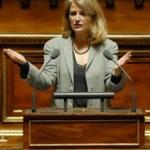 """Mme Joelle Garriaud-Maylam, sénatrice UMP représentant les Français établis hors de France, lors de la discution du projet de loi de finances 2008 • <a style=""""font-size:0.8em;"""" href=""""http://www.flickr.com/photos/45399752@N02/5669973024/"""" target=""""_blank"""">View on Flickr</a>"""