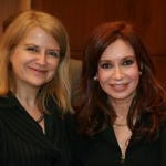 "Avec Cristina Fernández de Kirchner, présidente de l'Argentine • <a style=""font-size:0.8em;"" href=""http://www.flickr.com/photos/45399752@N02/5954639706/"" target=""_blank"">View on Flickr</a>"
