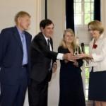 Prix du Rayonnement 2010