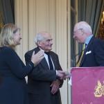 Michel Déon remet le Prix du Rayonnement à William Christie