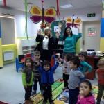 A l'école française de la base-vie de Bouygues au Turkmenistan qui scolarise enfants de 2 ans jusqu'au bac