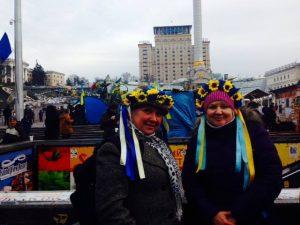 Place Maïdan, Kiev