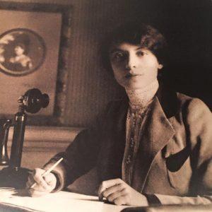 Marie d'Orliac, fondatrice du Lycee français de Londres