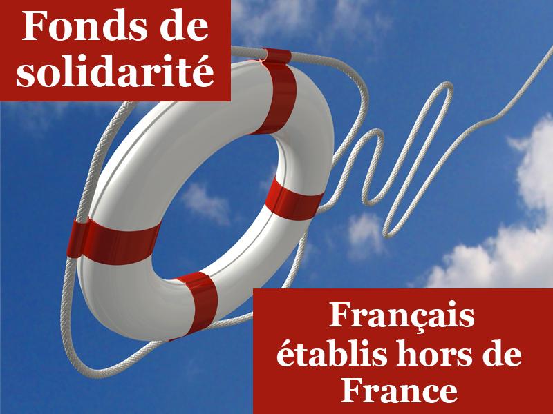 fonds de solidarité pour les Français de l'étranger